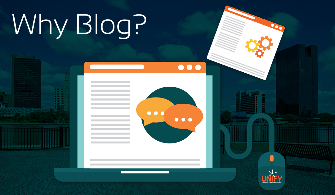 Why your company needs a business blog