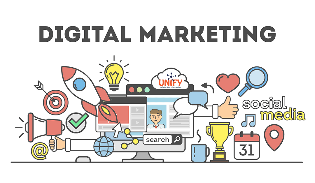 digital marketing UNIFYmts Toledo