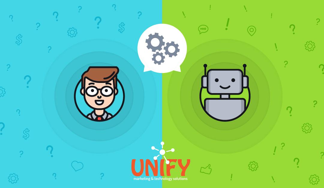 chatbots at UNIFYmts