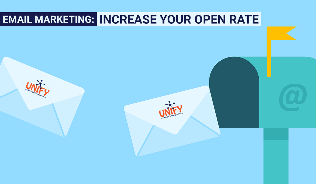Email Marketing: Increase Your Open Rate