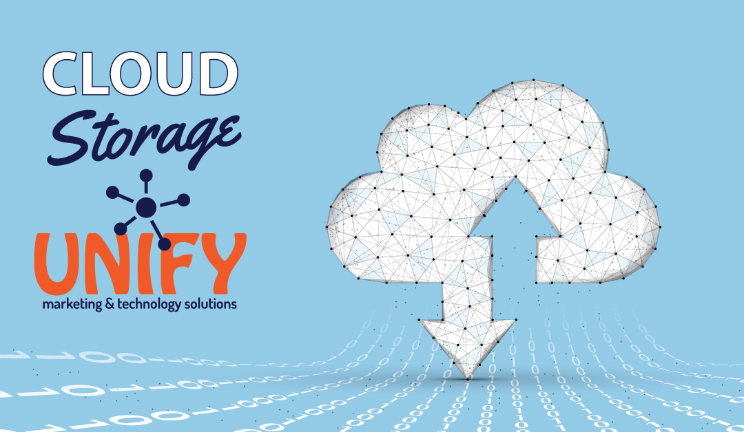 Why Your Business Needs Cloud Storage