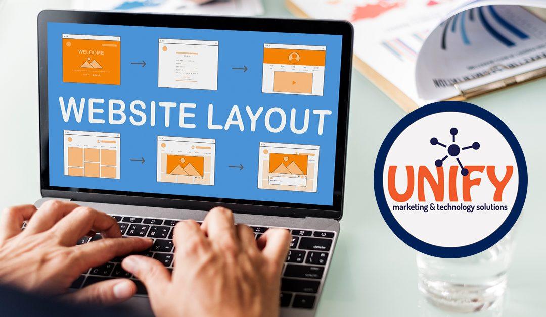 new website, mobile friendly, revamp