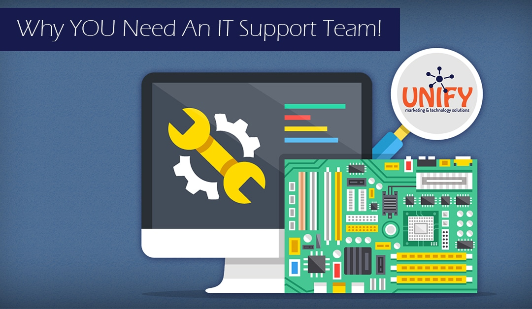 IT support team