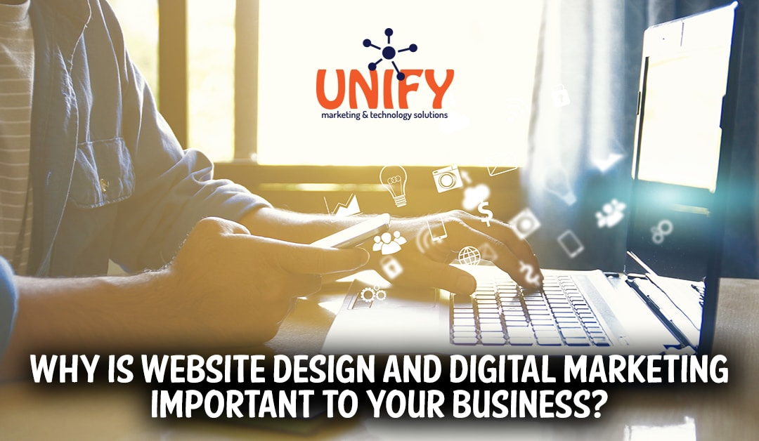 Why is Website Design and Digital Marketing IMPORTANT To Your Business?