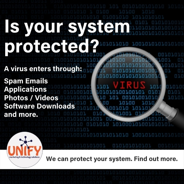 Is your system protected?